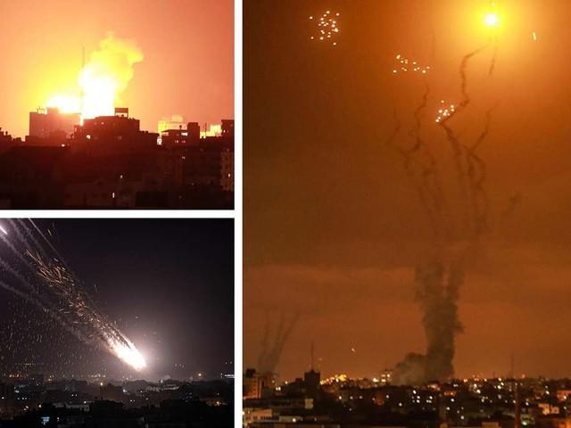 Gewalt in Jerusalem und Gaza eskaliert: Mehr als 200 Raketen abgefeuert - erste Reaktionen aus deutscher Politik