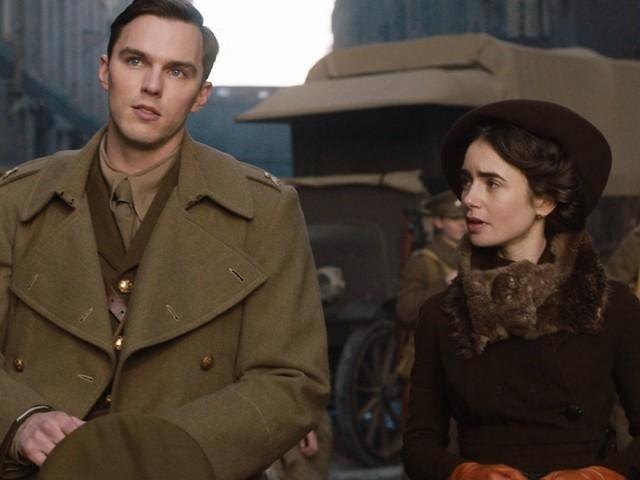 """Nachdem Europa zerbrach, schuf er eine neue Welt: Dome Karukoskis """"Tolkien"""" in der Video-Filmkritik"""