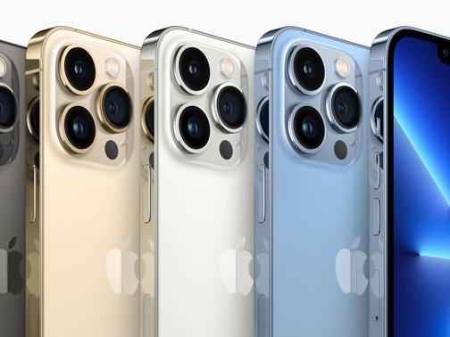 iPhone 13 Pro mittlerweile mit mindestens vier Wochen Wartezeit