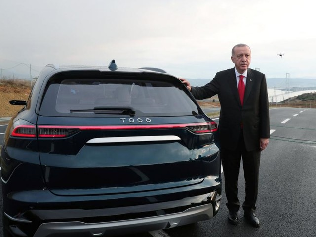 Türkischer Präsident investiert in Elektroautos