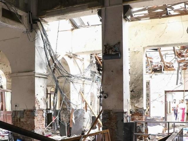 Mehr als 350 Tote am Ostersonntag - Terrorismus-Experte: Sri Lanka-Anschläge waren Lebenszeichen des IS