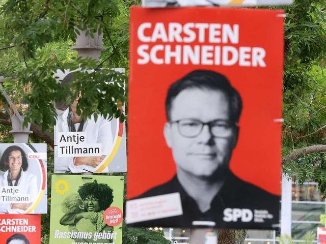 Carsten Schneider: Union will Stillstand nach der Wahl