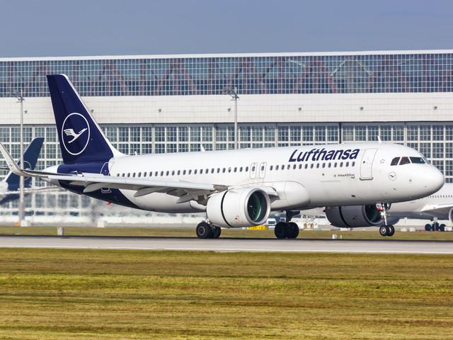 NÜRNBERG – MÜNCHEN: Lufthansa streicht kürzeste Inlands-Flugverbindung in Deutschland