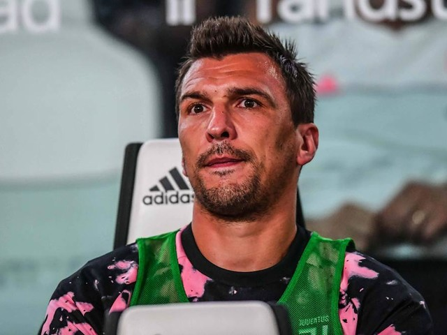 Juventus-Star Mandzukic von Training freigestellt: Wechsel wahrscheinlicher