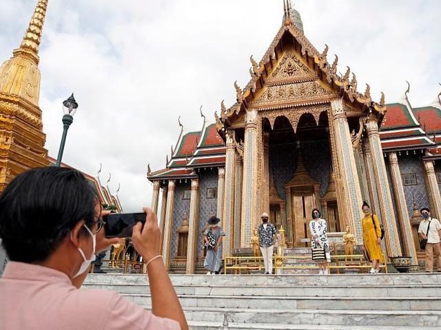 Bangkok will voraussichtlich im November wieder Touristen empfangen
