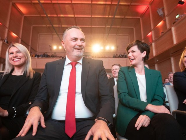 Doskozil gibt Loyalitätserklärung für Rendi-Wagner ab