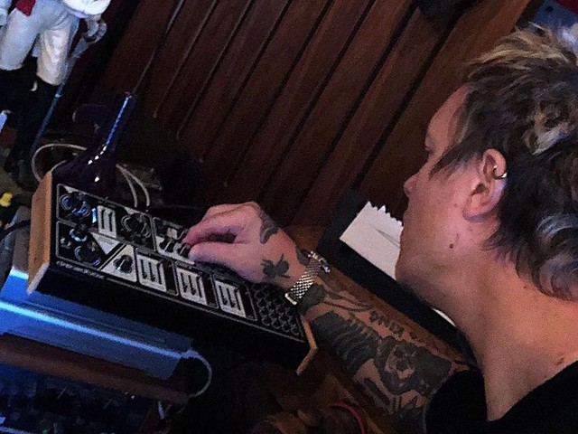 The Prodigy teilen Foto aus dem Studio, arbeiten an neuen Songs