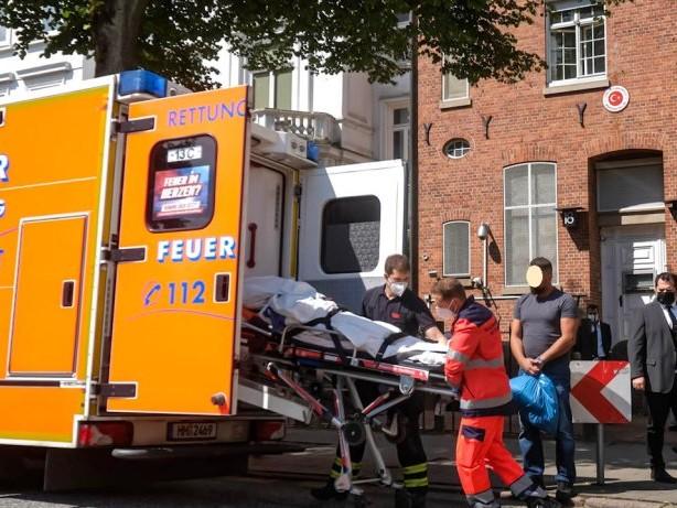 Rotherbaum: Mann (70) verstirbt im türkischen Konsulat in Hamburg