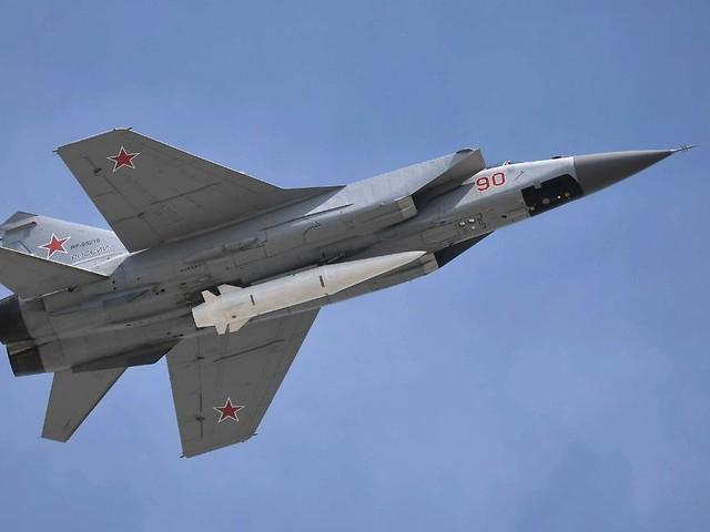"""""""Dolch"""" kann Atomköpfe tragen: Russland testet neue Hyperschallrakete"""