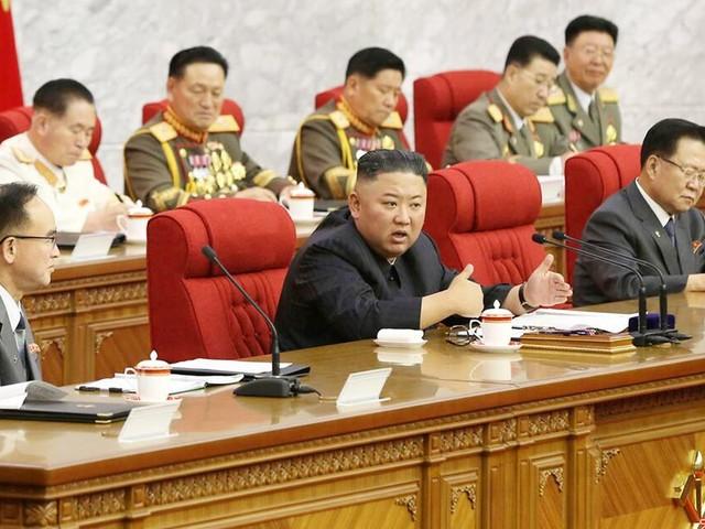 Kim: Nordkorea zu Dialog mit den USA bereit - und zu Konfrontation