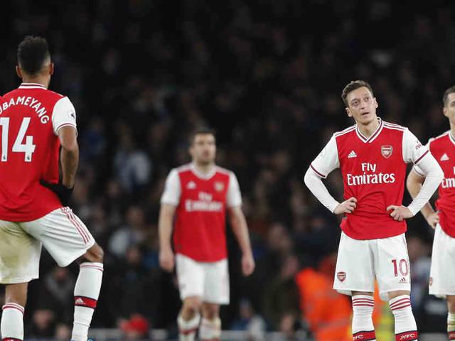 Heimniederlage gegen Brighton: Arsenal weiter in der Krise