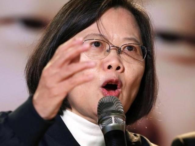 "Taiwans Präsidentin: Bedrohung durch China ""nimmt zu"""