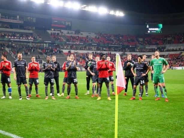 Conference League: Jenseits von Eden: Unions harte Lehre für Dortmund und Haifa
