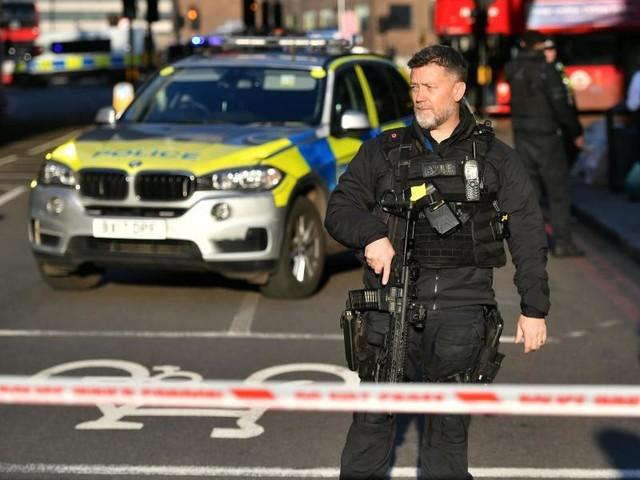 Messerattacke mit zwei Toten: Attentäter von London war aus Haft entlassener Terrorist