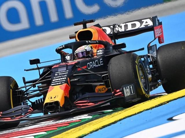 Red Bull dominierte das erste Training auf dem Red Bull Ring