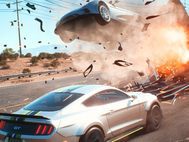Need for Speed Payback: Interview über Story, Charaktere zum Fremdschämen, übertriebene Action und mehr