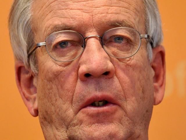 """Verurteilter Ex-Siemens-Chef von Pierer: """"Ich bleibe gelassen"""""""