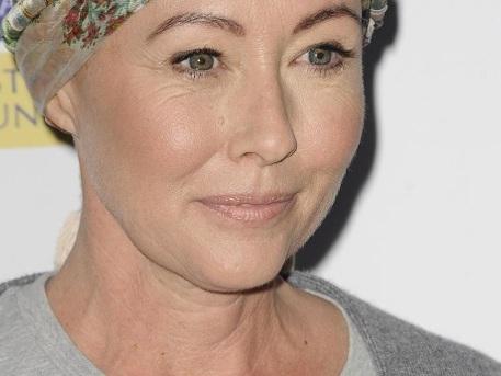 Shannen Doherty teilt ein privates Chemotherapie-Foto