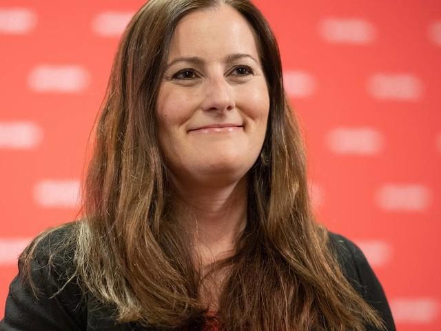 """Linke-Chefin Janine Wissler: """"Gegen Hunger helfen keine Waffen und kein Militär"""""""