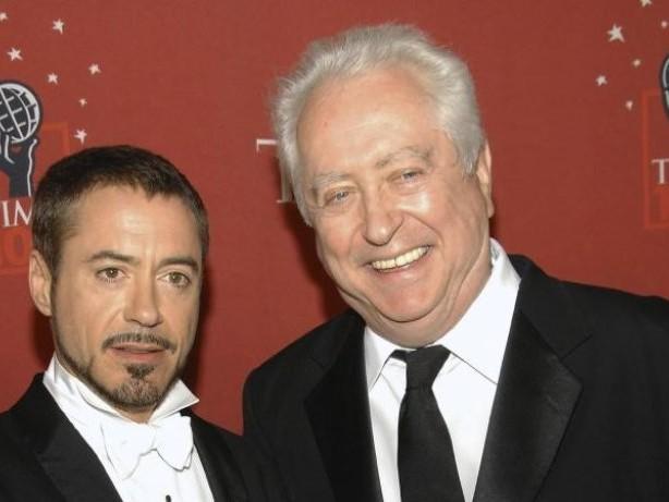 Abschied: Robert Downey Jr. trauert um seinen Vater