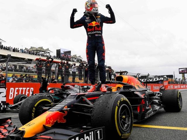 Formel 1 in Frankreich: Der Coup des Max Verstappen