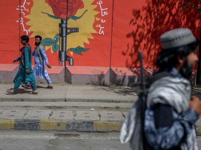 Erster Flieger vom Iran nach Kabul seit Taliban-Übernahme startete