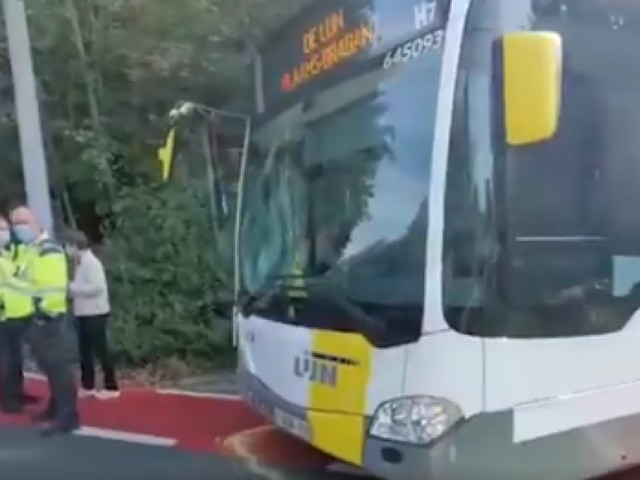 Kollision mit Bus: Schreck-Moment für Rad-Talent Gschwentner