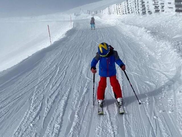 Wieso der Ziehweg Skikinder so fasziniert
