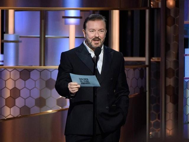 So wurde Ricky Gervais zum Tausendsassa des britischen Entertainmentbusiness