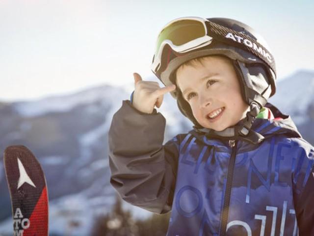 Skiurlaub mit Kids: Gratis Skipass für Kinder im Skicircus Saalbach Hinterglemm Leogang Fieberbrunn