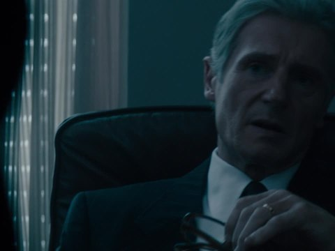 Liam Neeson als Informant in der Watergate-Affäre
