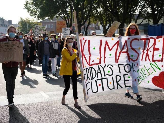 """""""Fridays for Future"""" im Kreis Düren: Zwei Streiks für den Klimaschutz"""