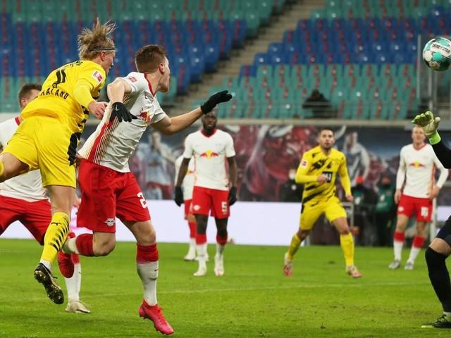Leipzig fällt gegen Dortmund um, Bayern bleibt Tabellenführer