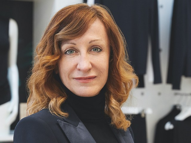 Frauen in der Chefetage: Silvia Azzali Chief Customer Officer, Wolford AG