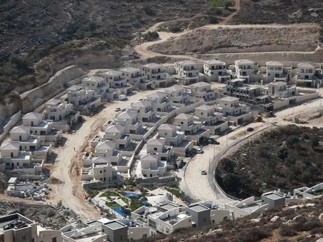 Westjordanland: Israel treibt Siedlungsbau auch nach Kritik der USAvoran