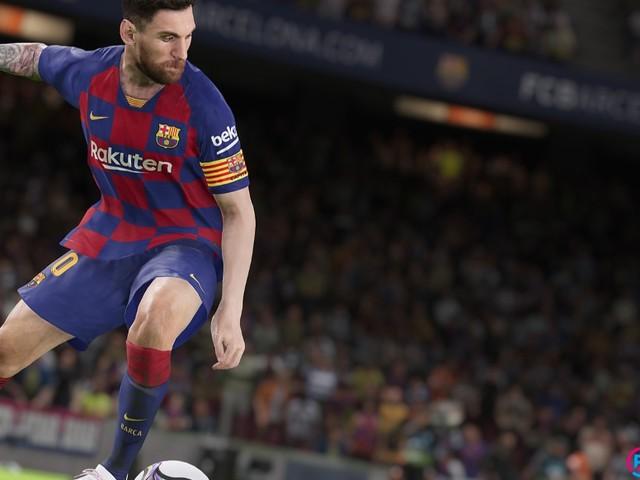 eFootball PES 2020: Demo wird heute für PC, PS4 und Xbox One erscheinen; finales Cover steht fest