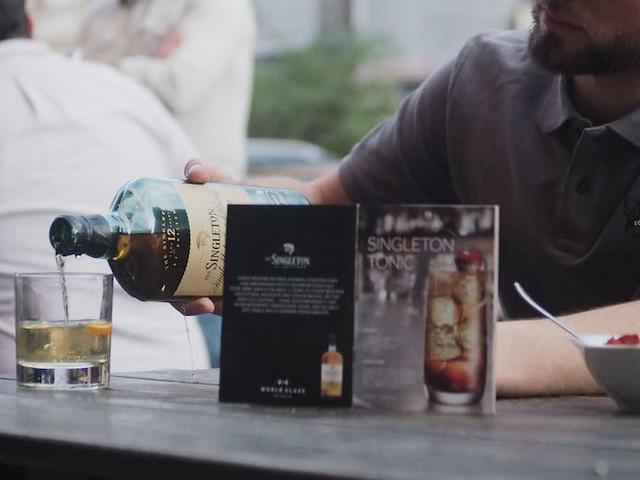 WHUDAT x Singleton: Das Whisky Tasting in Berlin #thesingleton #singleton #unapologeticallySingleton