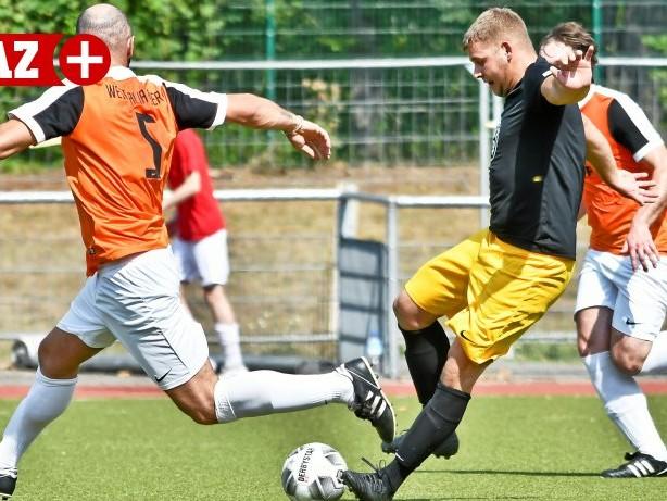 Fußball Kreisliga A: Preußen Gladbeck: Englich kann mit 0:0 in Schaffrath leben