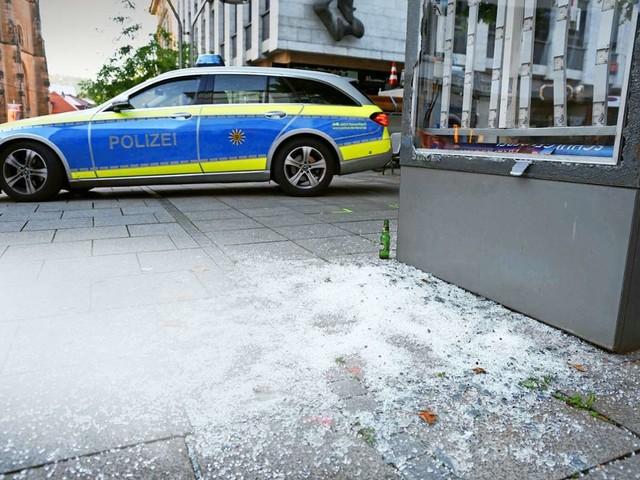 Krawallnacht in Stuttgart: Wie die Beobachterin zur Täterin wurde