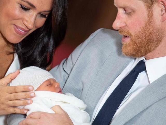 Fernsehmoderatorin: Meghan und Harry schaden ihrem Sohn Archie