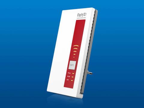 WLAN-Repeater zum besten Preis: AVM FritzWLAN 1750E bei Amazon