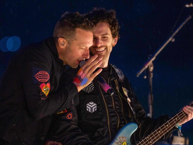 """Coldplay: Neues Album """"Music Of The Spheres"""" – alle Infos, Tracklist, Cover"""