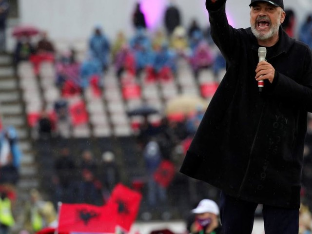 Albanien-Wahlen im Schatten von Corona und Korruption