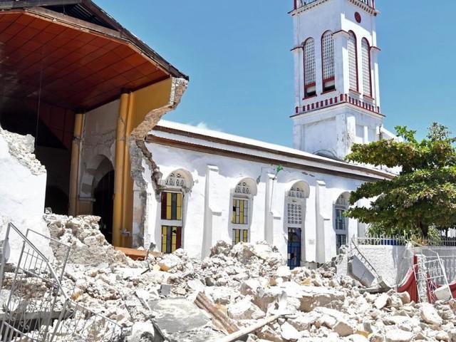 Erdbeben in Haiti: Zahl der Todesopfer steigt und steigt