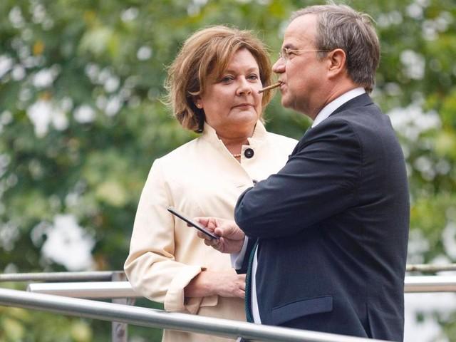 """Armin Laschet: Das ist die Frau des CDU-Politikers – """"sie gibt mir immer Tipps"""""""
