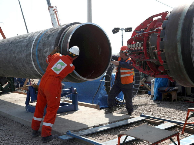 Nord Stream 2 | Umweltbundesamt-Präsident: Gaspipeline könnte Dinosaurier werden