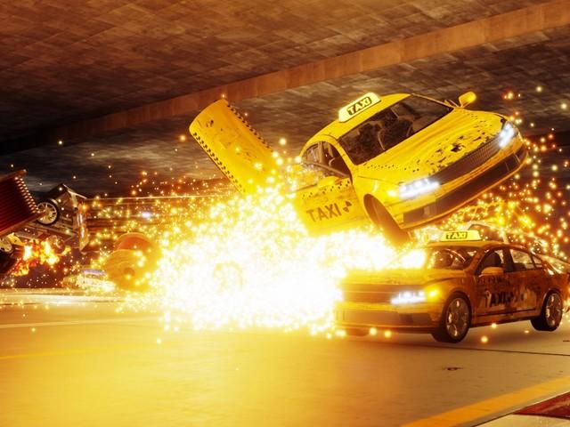 Danger Zone: Update für PC und PS4 verbessert die Grafik; neue Strecken im Anmarsch