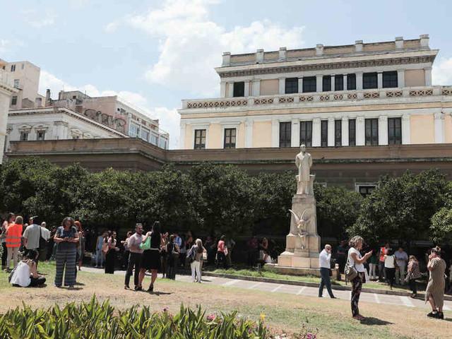 Stärke 5,1 : Erdbeben erschüttert Athen - kaum Schäden gemeldet