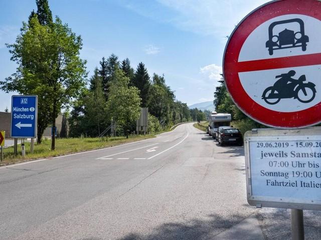 Tirol weitet Fahrverbote auf die Skisaison aus