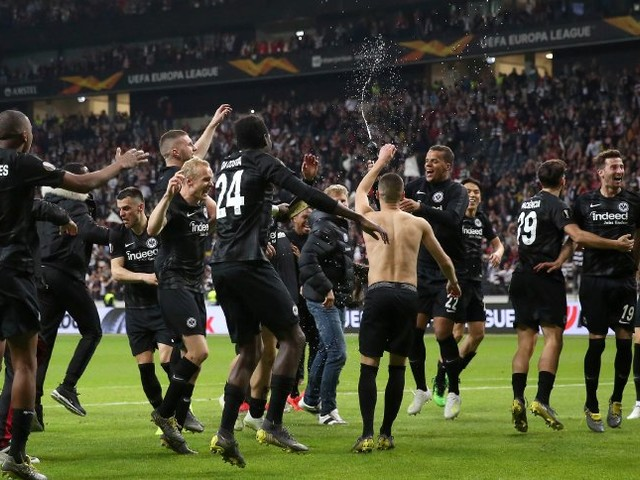 Frankfurts Sieg gegen Benfica: Eintracht vom Main, weil wir dich alle lieben